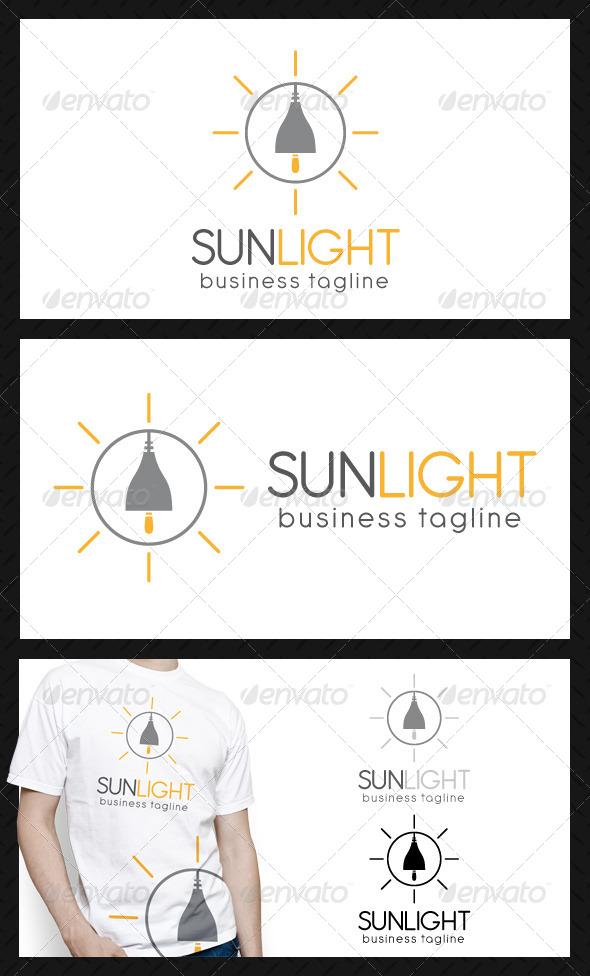 Sunlight Energy Logo Template - Nature Logo Templates