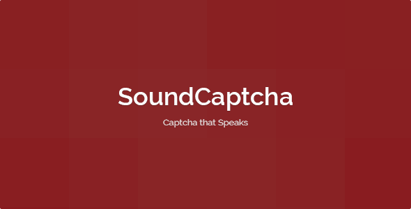 SoundCaptcha - Captcha that speaks. nulled free download