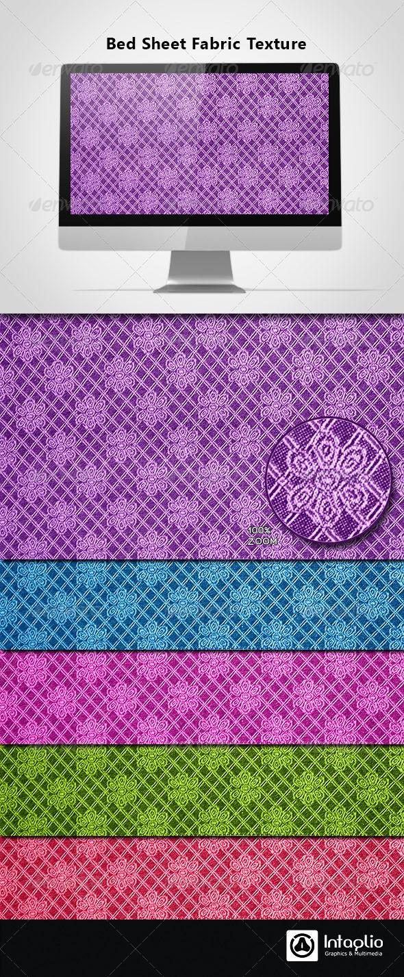 Bed Sheet Fabric Texture - Fabric Textures