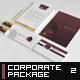 Gold Reustrant  - Corporate Identity - GraphicRiver Item for Sale