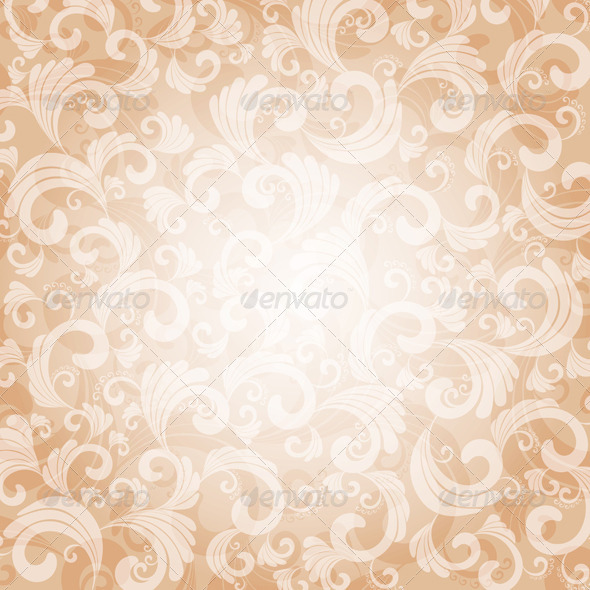 Ornamented Background - Patterns Decorative