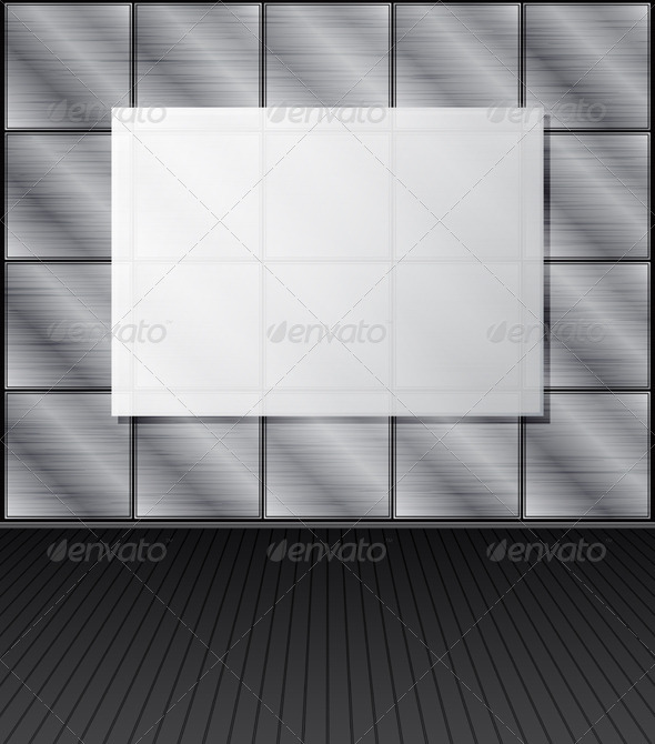 Metal Background - Abstract Conceptual