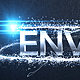 Particle Streaks Logo Reveal - VideoHive Item for Sale