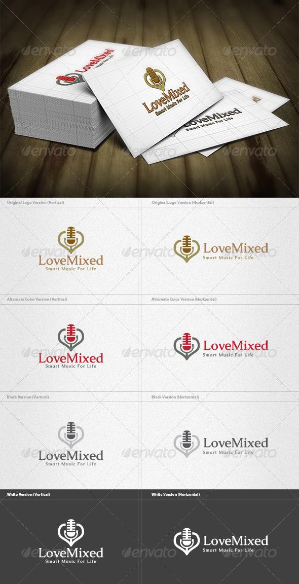 Recorder Lover Logo - Symbols Logo Templates