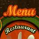 Vintage Menu - GraphicRiver Item for Sale