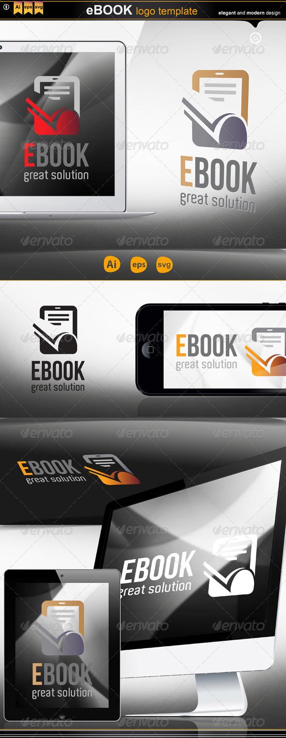 Ebook Logo - Logo Templates