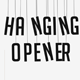 Hanging Opener - VideoHive Item for Sale
