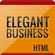 Elegant Business - Responsive HTML Nulled