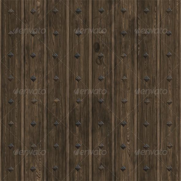 Studded Woodpanel Texture - Textures