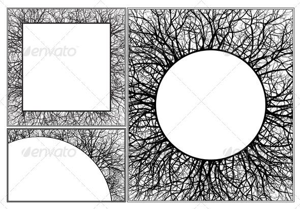 Creative Design Elements - Backgrounds Decorative