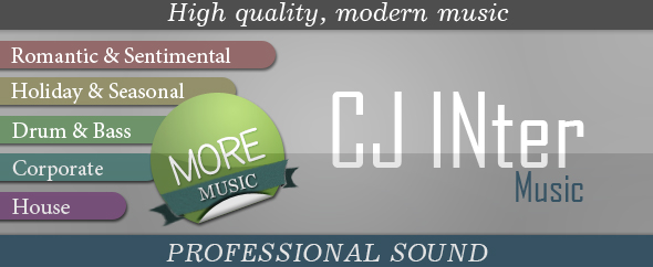 Audiojungle new