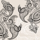 Hand Drawn Paisley Ornament. - GraphicRiver Item for Sale