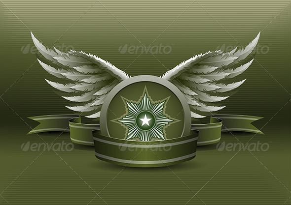 Insignia Banner - Miscellaneous Conceptual