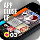 App UI Close-Up Mock-Up Essential Bundle - GraphicRiver Item for Sale