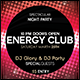 Energy Party Flyer - GraphicRiver Item for Sale