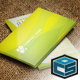 Greenish Business Card 07 - GraphicRiver Item for Sale