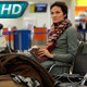 Traveler and Her Luggage - VideoHive Item for Sale