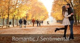 Romantic / Sentimental