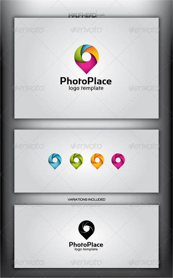 PhotoPlace Logo Template - Symbols Logo Templates