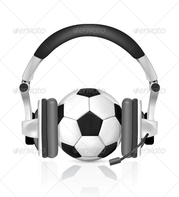 Soccer Concept - Sports/Activity Conceptual
