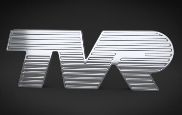 TVR Logo - 3DOcean Item for Sale