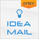Idea Mail - Minimal & Responsive Email Template Nulled