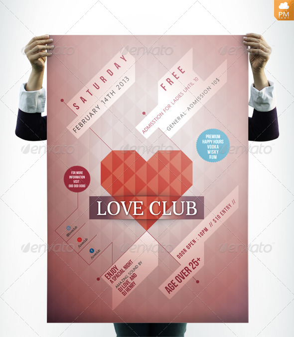 LOVE CLUB - Clubs & Parties Events