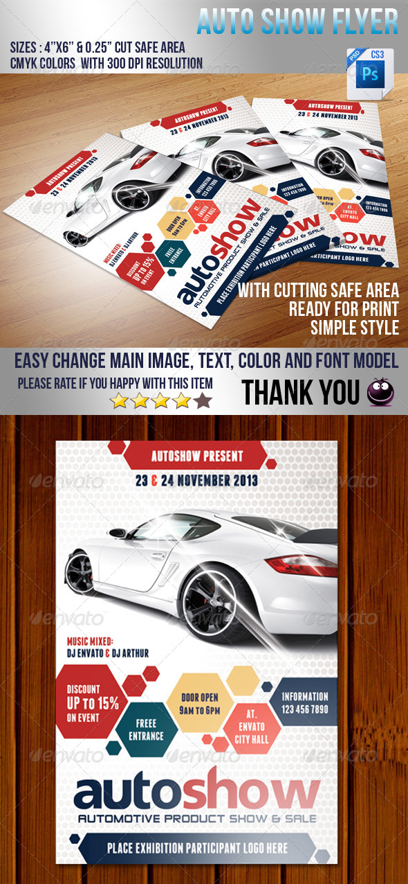 Auto Show - Miscellaneous Events