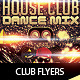 House Club Trance & Dance Mix Flyer - Gold Edition - GraphicRiver Item for Sale