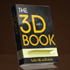 3d Book on Reflecting Floor with Flipping Pages - VideoHive Item for Sale