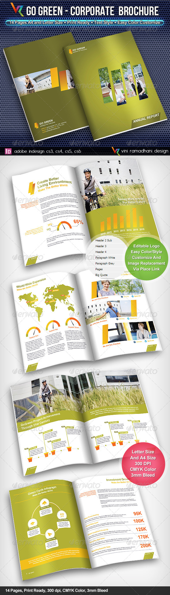 GoGreen Corporate Brochure - Corporate Brochures