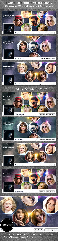 Frame Facebook Timeline Cover - Facebook Timeline Covers Social Media