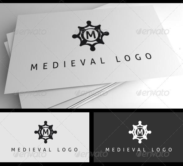 Medieval Logo  - Crests Logo Templates