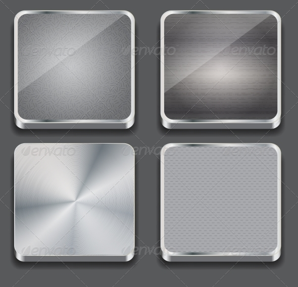 Vector Illustration of Apps Icon Set - Web Technology