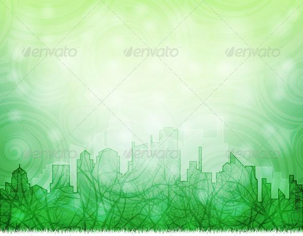 Ecological City - Conceptual Vectors