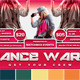 Dance War Flyer - GraphicRiver Item for Sale