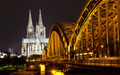 View of Cologne and the Cologne cathedral  - PhotoDune Item for Sale
