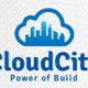 Cloud City Logo - GraphicRiver Item for Sale