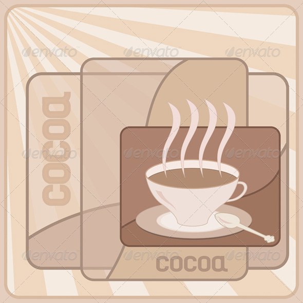 Cup of Cocoa - Food Objects