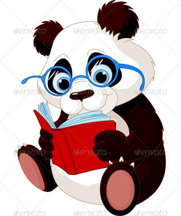 Panda Education - Animals Characters