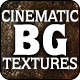Cinematic Texture Backgrounds - GraphicRiver Item for Sale