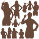 Women Silhouettes - GraphicRiver Item for Sale