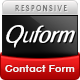 Quform - Responsive Ajax Contact Form - CodeCanyon Item for Sale
