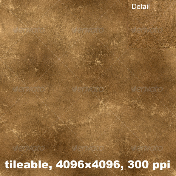 Aged Leather 2 - Fabric Textures