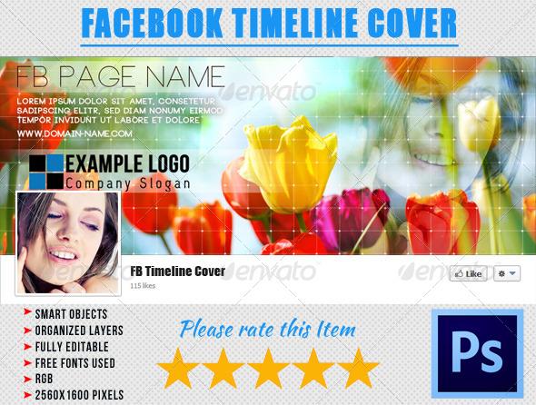 FB Timeline Cover 003 - Facebook Timeline Covers Social Media