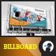 Multipurpose Billboard 2 - GraphicRiver Item for Sale
