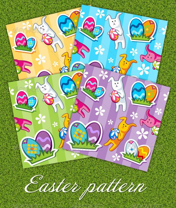 Easter Pattern - Patterns Decorative