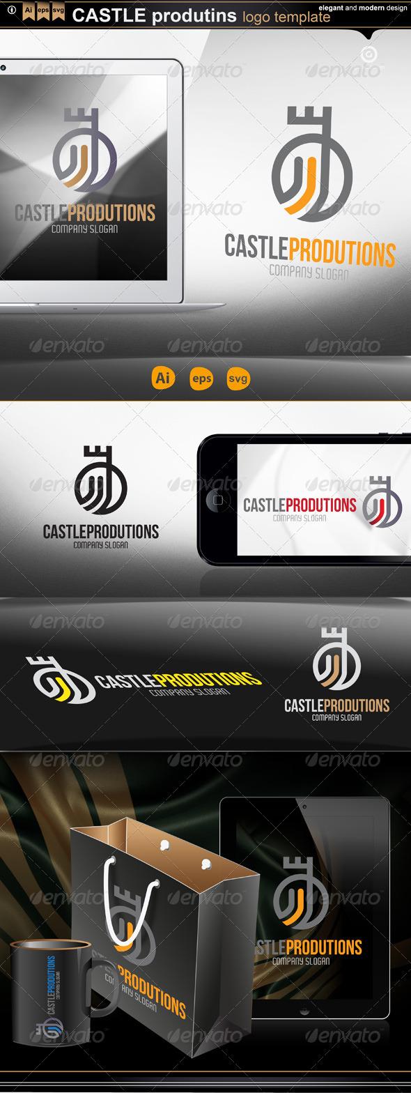 Castle Productions - Logo Templates