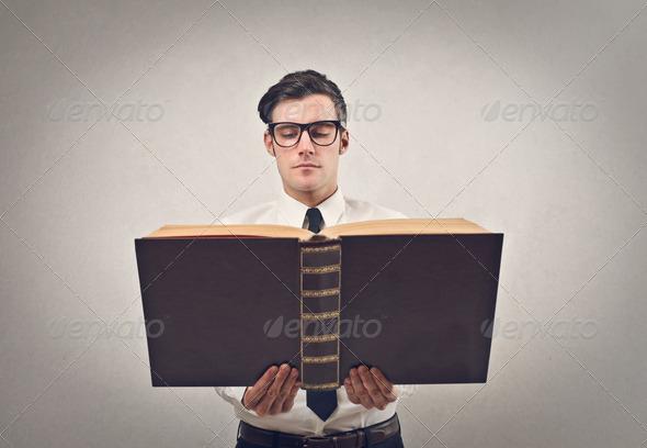 big book - Stock Photo - Images
