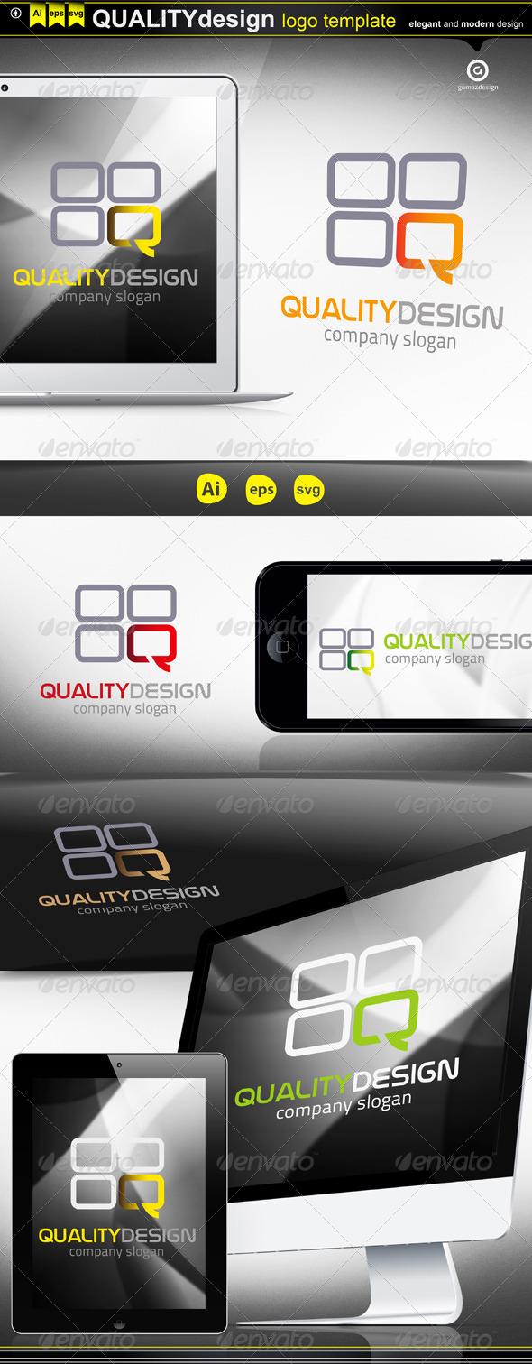quality design - Logo Templates